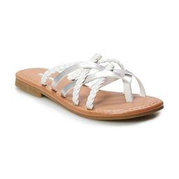 Sonoma Goods For Life® Doberman Women's Sandals   Kohl's