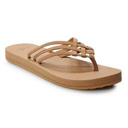 Sanuk Yoga Sandy Women's Flip Flop Sandals   Kohl's