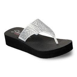 Skechers® Cali Vinyasa Stone Candy Women's Wedge Sandals   Kohl's