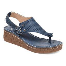 Journee Collection Mckell Women's Wedge Sandals   Kohl's