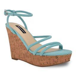 Nine West Havi Women's Wedge Sandals   Kohl's