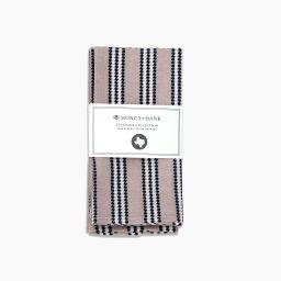 Texas Wide Woven Stripe Napkins | Honey + Hank