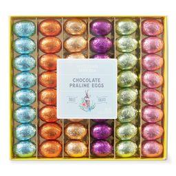 Williams Sonoma Chocolate Praline Rainbow Foiled Eggs | Williams-Sonoma
