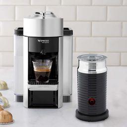 Nespresso Vertuo Coffee Maker & Espresso Machine by De'Longhi with Aeroccino   Williams-Sonoma