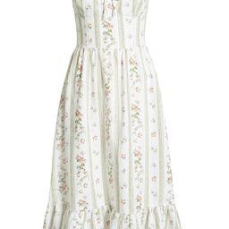 Maegan Floral Print Sundress | Nordstrom
