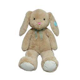 Way to Celebrate Easter Large Bunny Plush, Brown - Walmart.com   Walmart (US)
