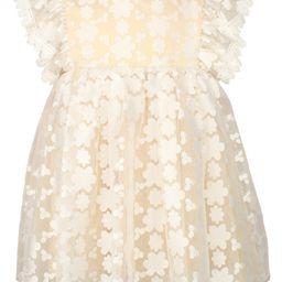 Popatu Floral Overlay Dress (Baby)   Nordstrom   Nordstrom