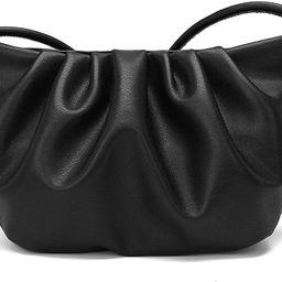 Crossbody Bag Trendy Lightweight Small Shoulder Purse, Dumpling Bag for Women with Zipper Close   Amazon (US)