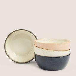Set of 4 Amberley Cereal Bowls | M&S | Marks & Spencer (UK)