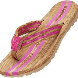 Eagsouni Men's Women's Flip Flops Casual Comfort Thong Sandals Non-Slip Slippers for Beach   Amazon (US)