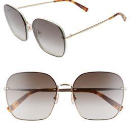Gloria3 60mm Square Sunglasses   Nordstrom