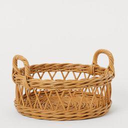 Braided bread basket | H&M (UK, IE, MY, IN, SG, PH, TW, HK, KR)