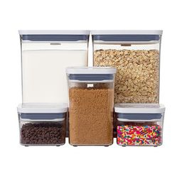OXO Good Grips Baking Essentials POP Canisters   The Container Store