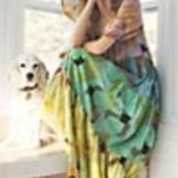 Caroline Tiered Maxi Dress   Anthropologie (US)