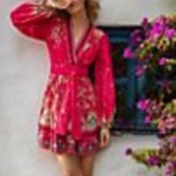 Raquel Embroidered Mini Dress   Anthropologie (US)