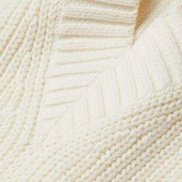 Wide-cut Sweater Vest | H&M (US)