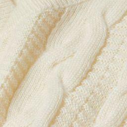 Cable-knit Sweater Vest | H&M (US)