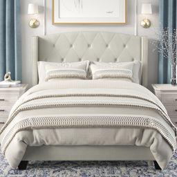McCrory Cotton Seersucker Reversible Comforter Set | Wayfair North America