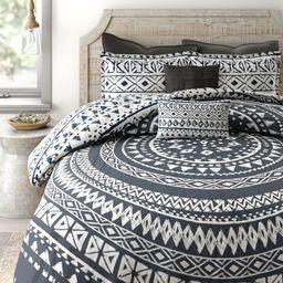 Azemmour  7 Piece Reversible Comforter Set | Wayfair North America