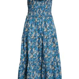 Lissa Liberty Floral Cotton Sundress | Nordstrom