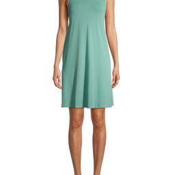 Time and Tru Women's Sleeveless Knit Dress | Walmart (US)