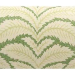 The Bolster :: Talavera Linen // Leaf   LITTLE DESIGN COMPANY