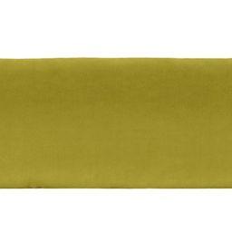 The XL Lumbar :: Studio Velvet // Chartreuse   LITTLE DESIGN COMPANY
