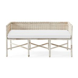 Pacifica Bench Cushion | Serena and Lily
