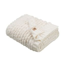 UGG® Nico Throw Blanket | Bed Bath & Beyond | Bed Bath & Beyond