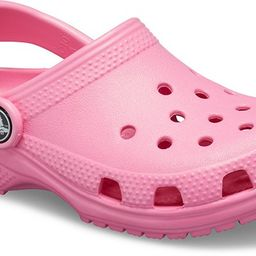 Crocs Pink Lemonade Kids' Classic Clog | Crocs (US)