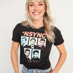 Pop Culture Graphic Crop Tee for Women$10.00($8.00 - $10.00)Hot Deal114 ReviewsColor: NSYNC$19.99... | Old Navy (US)