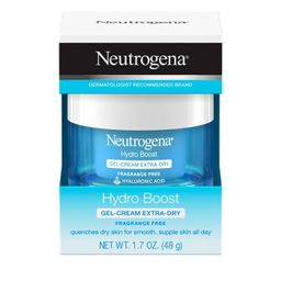 Unscented Neutrogena Hydro Boost Hyaluronic Acid Gel Face Moisturizer to hydrate and smooth extra... | Target