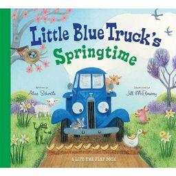 Little Blue Truck's Springtime (Board Book) (Jill McElmurry)   Target