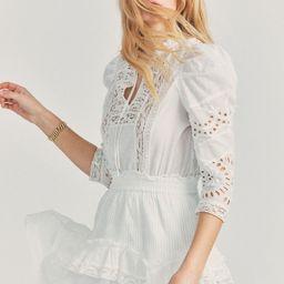 Isidore Mini Dress | LOVESHACKFANCY