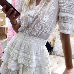 Quincy Dress | LOVESHACKFANCY