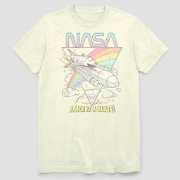 Men's NASA Space is a Blast Short Sleeve T-Shirt | Target