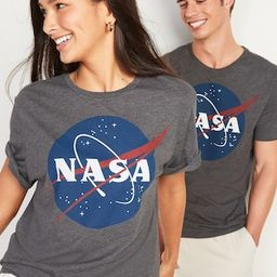 NASA® Gender-Neutral Graphic Tee for Adults | Old Navy (US)