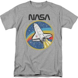 NASA Retro Vintage Space Shuttle T Shirt & Stickers | Amazon (US)