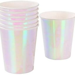 Talking Tables PASTEL IR Pack of 12-9oz Premium Paper Cups-Ideal Partyware Supplies for Kids Unic... | Amazon (US)