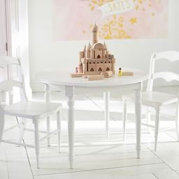 Finley Play Table, French White | Pottery Barn Kids