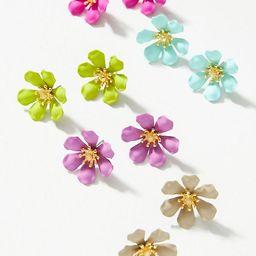 Blossom Post Earrings | Anthropologie (US)