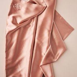 Slip Rose Gold Silk Pillowcase | Anthropologie (US)