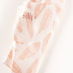 Slip Feather Silk Pillowcase | Anthropologie (US)