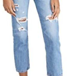 Levi's Women's 501 Crop Jeans   Amazon (US)