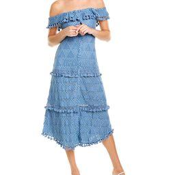 Tularosa Monica Midi Dress | Ruelala
