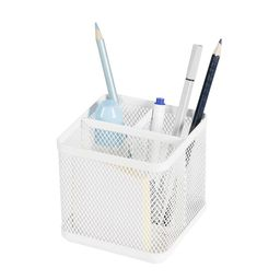 Mesh Pencil Holder White - Made By Design   Target