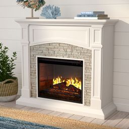 Acevedo Electric Fireplace   Wayfair North America