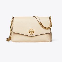 Kira Pebbled Small Convertible Shoulder Bag | Tory Burch (US)