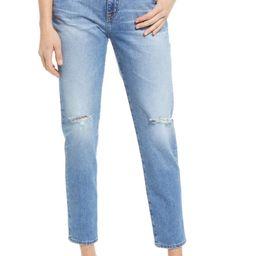 Ex-Boyfriend Distressed Slim Fit Jeans   Nordstrom