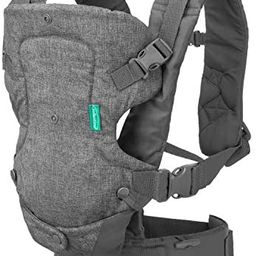 Infantino Flip Advanced 4-in-1 Carrier - Ergonomic, convertible, face-in and face-out front and b... | Amazon (US)